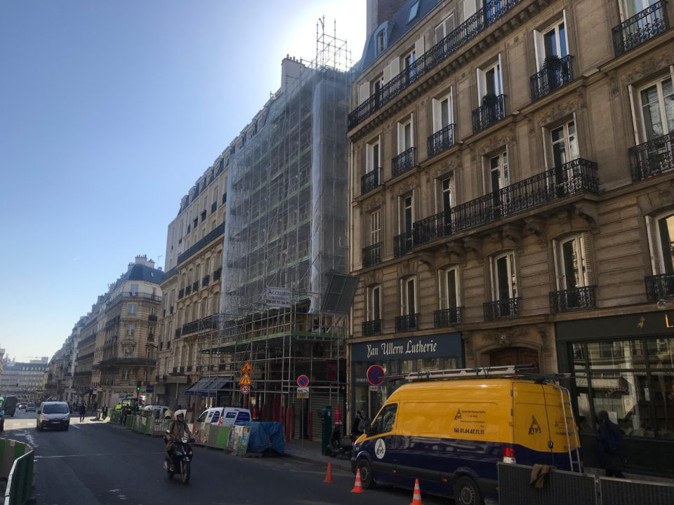47 Rue de Rome – PARIS